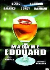 BRAND NEW FRENCH DVD // MADAME EDOUARD // DIDIER BOURDON , MICHEL BLANC/ BENABAR