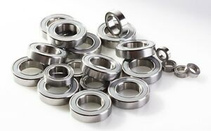 Team Associated SC10 Ceramic Ball Bearing Kit by World Champions ACER Racing