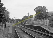Blackford Hill Railway Station Photo. Newington - Morningside Road. Edinburgh (2
