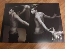 2PM - GROWN (Chansung) Ver.B [ORIGINAL POSTER] K-POP *NEW*