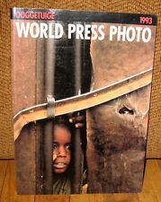 SIGNED James Nachtwey World Press Photo 1993 Larry Towell Eugene Richards PB