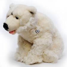 Eisbär MISHKA Polarbär 68 cm Plüschtier Schlenkerbär Bär Kuscheltier Teddy