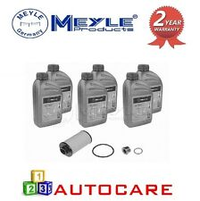 MEYLE-Golf 6 Gang Automatik DSG Dual Shift Getriebe Service Öl Filter Plug
