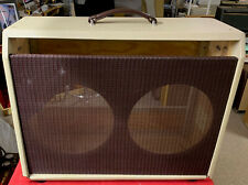Blackface Twin Reverb® Style Guitar Amplifier Combo Speaker Cabinet