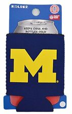 NCAA Michigan Wolverines Can Cooler holder