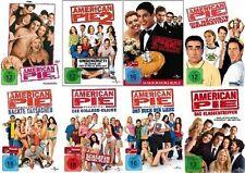 8 DVDs * AMERICAN PIE 1 + 2 + 3 + 4 + 5 + 6 + 7 + 8 IM SET  ~ FSK 18 # NEU OVP +