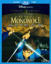 Princess Mononoke [Blu-ray + Dvd]