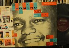 FATS DOMINO Rock & Rollin' orig. Maroon 1956  Imperial Lp 9009 plays VG+