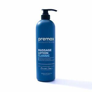 Premax Classic Massage Lotions 1 Litre