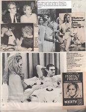 Ursula Andress clipping original magazine photo lot Q9758