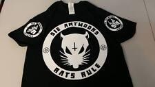 DIE ANTWOORD T-shirt Tee Hip-hop rap ZEF SIDE Ninja Yolandi rat sleeves
