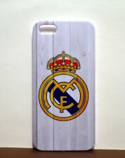 REAL MADRID FC Iphone 5 case+ 1 FREE SCREEN PROTECTOR (BACK AND FRONT)  Soccer