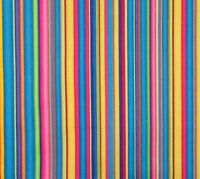 Teal Yellow Lime Purple Pink Red Stripe Cotton Fabric Wilmington By The Yard