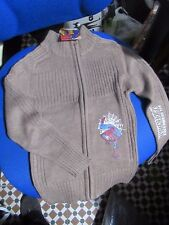 Gorgeous Official Marvel Kids Disney Superman Zip up Cardigan, NEW, Age 3 BNWT.