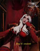 Mayflies Studio Warcraft 1/4 Whitemane Statue Collectible Figure Model In Stock