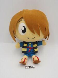 "Gegege Kitaro B0803 NO TUSHTAG Plush 5"" Stuffed Toy Doll Japan"