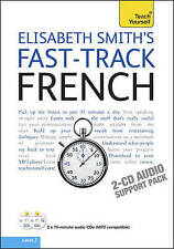 Fast-track French: Teach Yourself (Audio Support), Smith, Elisabeth, Very Good,