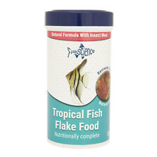 Poisson Science POISSON TROPICAL nourriture en flocons 100 G aquarium naturel insectes repas