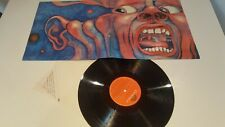 Prog Rock - King Crimson - In The Court Of The Crimson King An Observation / VG+
