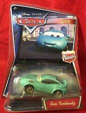 Disney PixarCars ~ Kori Turbowitz ~ NEWDiecast Car First Release Rare