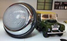 Land Rover Série 1 80 86 Lucas L489 feu latéral complet verre Lentilles 1948-56