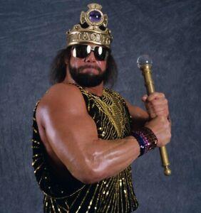Macho Man Randy Savage 8x10 Photo WWE WWF WCW ELIZABETH