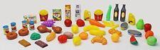 Play Food Set Play Food 48 Piece Assortment