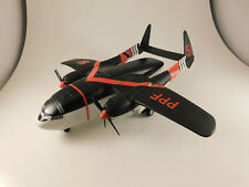 Disney Pixar CABBIE PPF 51 Planes Fire Rescue Military Transport Airplane Mattel