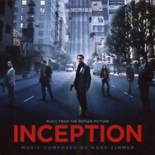 INCEPTION OST CD SOUNDTRACK NEW