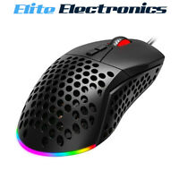 Havit MS885 RGB Backlit Switchable Cover 10000 DPI Gaming Mouse