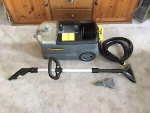 Karcher Puzzi 10/1 240v Carpet Cleaner Valeting Machine.