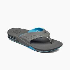 Sandali e scarpe infradito grigio Reef per il mare da uomo