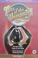 Tales Of The Unexpected Vol.2 (DVD) . FREE UK P+P ..............................