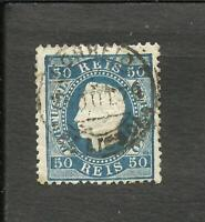 PORTUGAL YV # 42 A, PERFORATION 12 & A HALF, USED