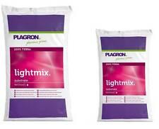 75L Plagron Light Mix Pflanzerde für 1m² LightMix Light-Mix mit Perlite GrowErde