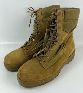 New Bates USMC Hot Weather Jungle Desert Combat Boots Size 12 N Narrow