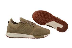 New Balance Dawn Till Dusk hemp vert Schuhe Sneaker beige MRL247 HE