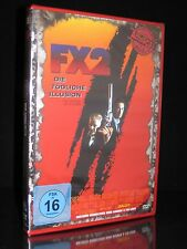DVD FX 2 - DIE TÖDLICHE ILLUSION - ACTION CULT - BRIAN DENNEHY - UNCUT ** NEU **