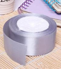 25 Yards (40mm) craft Bows Satin Ribbon Wedding Party Craft Satin DIY hair Bow