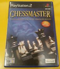 Chessmaster GIOCO PS2 VERSIONE ITALIANA