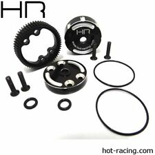 Hot Racing HRATE38CH Sealed Aluminum Differential Traxxas Stampede Rustler
