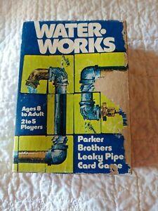 Vintage Water Works Game, Complete, 1976