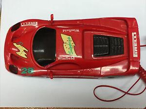 Telefono Vintage Design Ferrari F50 Raro Telephone