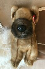 """TY Classic SHERIFF the Dog Plush Soft Toy Collectible Retired 2000 14"""" long VGC"""