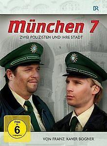 München 7 - Zwei Polizisten und ihre Stadt - Die komplett... | DVD | Zustand gut