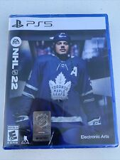 Nhl 22 - PlayStation 5 *Brand New Factory Sealed* Free First Class Shipping