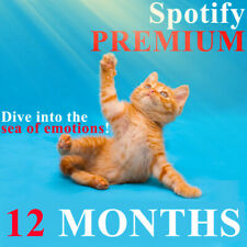 Spotify Premium | Instant delivery | 12 months | Worldwide