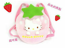 Sanrio Hello Kitty Baby/Toddler Girls Plush Safety Harness Anti Lost Backpack