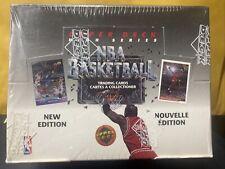 1992-93 Upper Deck Italian Basketball Box  Factory Sealed NEW Jordan Shaq PSA!!