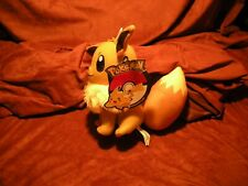 """Toy Factory 6"""" Eevee Plush Pokemon - New with Official Tags"""